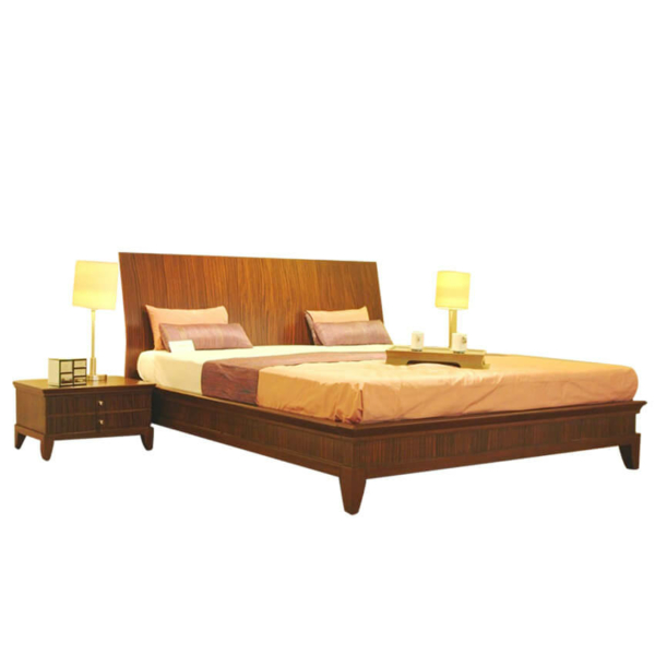 Cappucchino Bed
