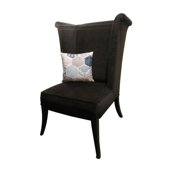 High Wing Lounge Chair