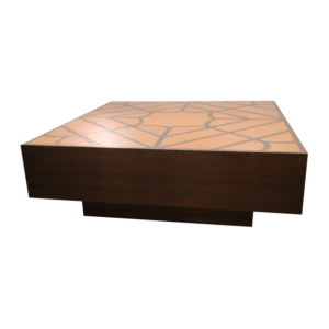 Dawn Inlay Coffee Table