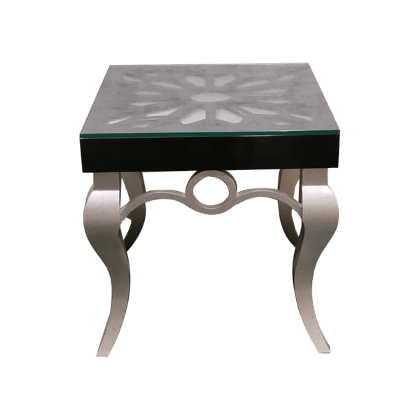 Cut Out Side Table