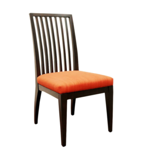 Slit Back Dining Chair