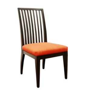 Slit Back Dining Chair