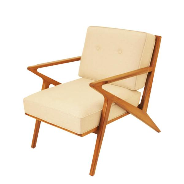 Vanilla Lounge Chair