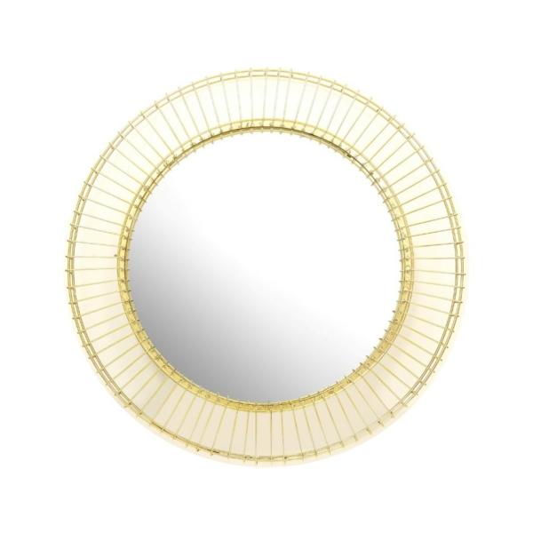 Golden Grill Mirror