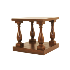 Pillar Side Table