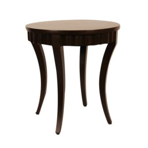 Reeded Side Table