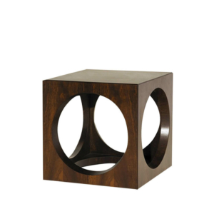 Ring Cut Side Table